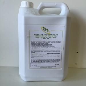 Hydrofuge Puissant De Masse Pour Béton et Enduits - 5 L